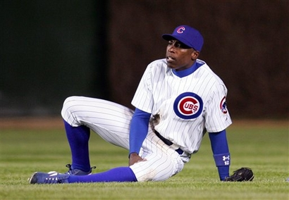 Cubs Alfonso Soriano injury