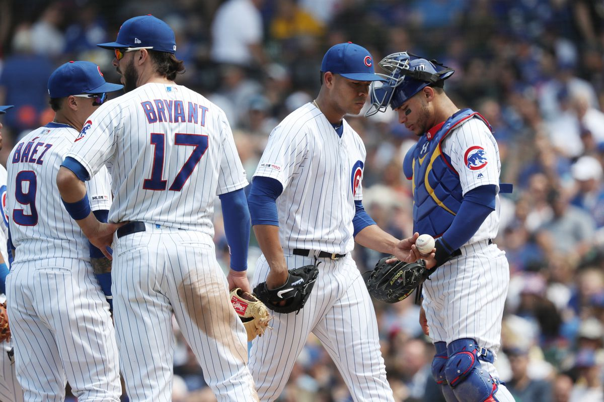 Introducing LOSERS of 6 of their Last 10 Games – the 2019 Chicago Cubs