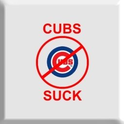 Cubs Suck- All Star Break Edition