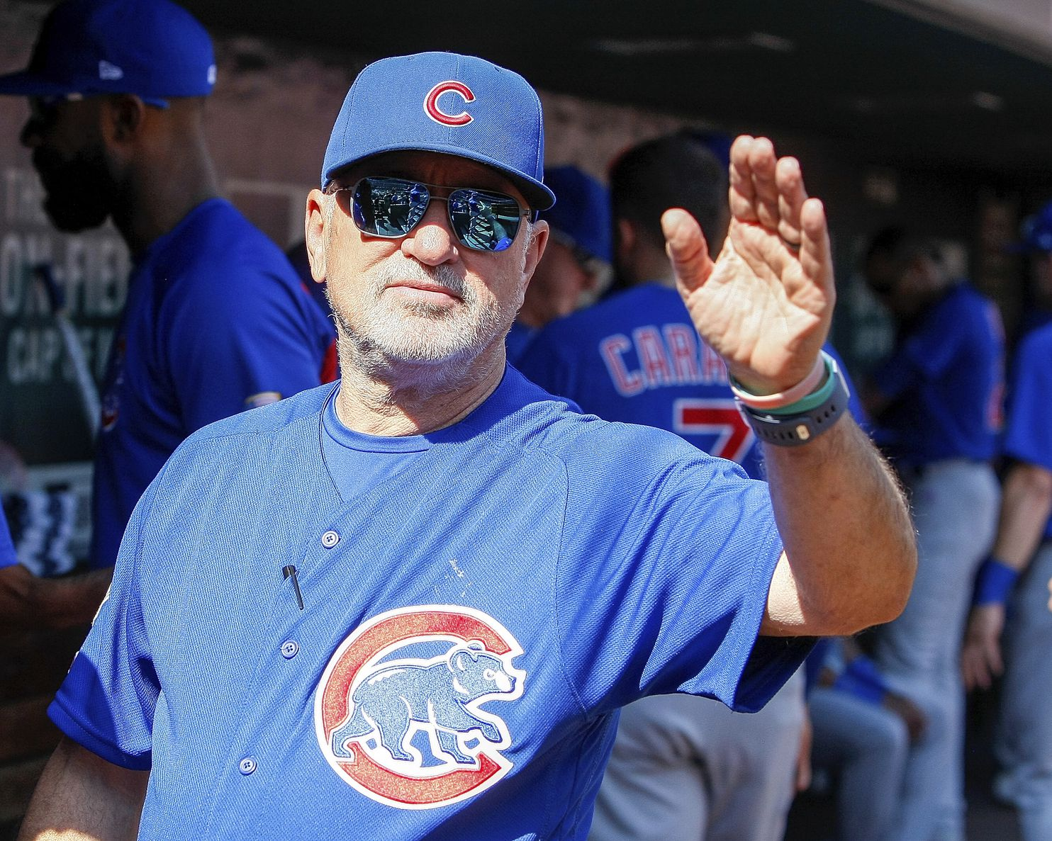 Goodbye Joe Maddon
