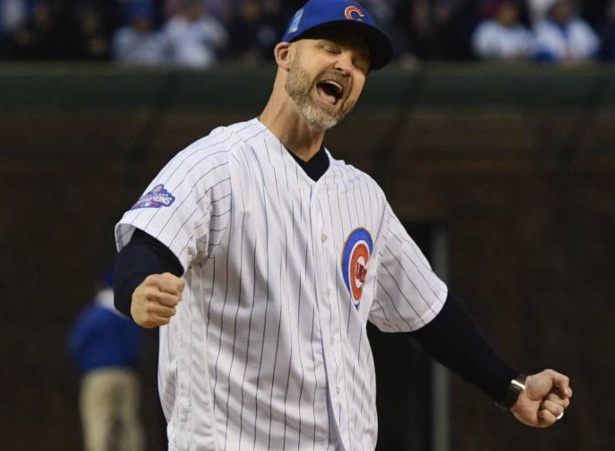 David Ross is Already a Puppet