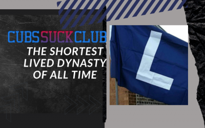 The 2016 Chicago Cubs: The Shortest Lived Dynasty of All-Time